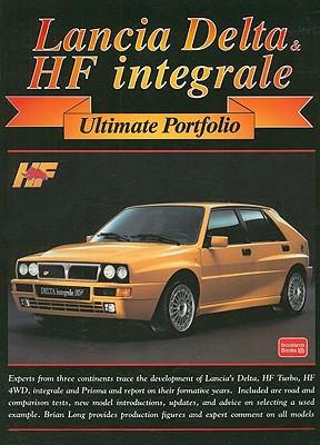 Lancia Delta & Hf Integrale By Clarke, R. M.